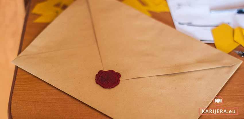 Pismo zahvale - obavezno napisati nakon intervjua