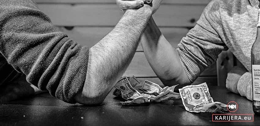 3 najveće greške koje ljudi čine kada pregovaraju o plaći