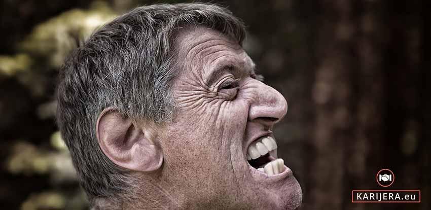 7 načina za prepoznavanje nasilnika na poslu